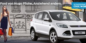 Ford Kuga COOL WOMAN